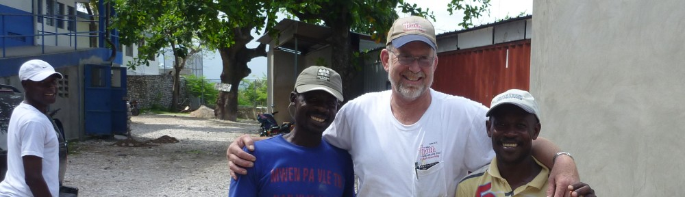 Serving God In Haiti